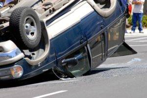What are the Top Causes Roll-Over Accidents?