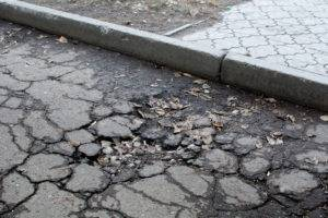 Greenville Road Defects Lawyer